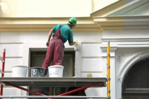 Great The Bureau Of Labor Statistics Reports That 45% Of All Painters Are  Self Employed. The Number May Be Slightly Higher Since Many Small Painting  Contractors ...
